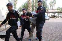 Aranan Şahıs İçin Baskın Yaptıkları Evde Uyuşturucu Tarlasıyla Karşılaştılar
