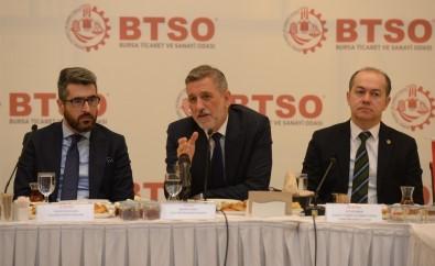 Burkay Açıklaması 'Bursa AR-GE Ve Tasarım Merkezi Oluyor'