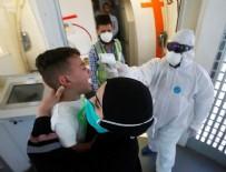 SÜLEYMANIYE - Corona virüs Irak'ta ilk kez can aldı