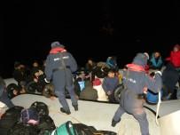 YUNANLıLAR - Yunanistan ölüme terk etti, Türk Sahil Güvenliği kurtardı