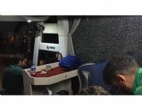 CEYHUN GÜLSELAM - Alanyaspor otobüsüne saldırı!