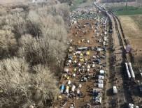 KAÇAK GÖÇMEN - Bakan Soylu: Bin özel harekat polisini Meriç sınırına getiriyoruz
