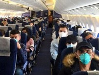 SINGAPUR - İstanbul'dan kalkan uçakta koronavirüs tespit edildi