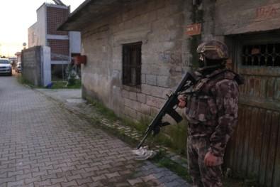 PKK'nın Suriyeli Oyununu Polis Bozdu