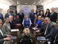 BIRLEŞMIŞ MILLETLER GÜVENLIK KONSEYI - Cumhurbaşkanı Erdoğan'dan, İdlib'deki ateşkes sonrası ilk açıklama