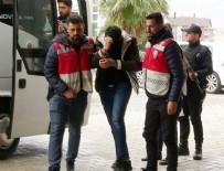 SINIR DIŞI - Fuhuş operasyonunda 21 kişiye gözaltı