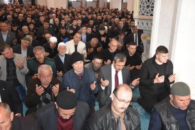 Kırıkkale'de, 'Bahar Kalkanı Harekatı' Şehitleri İçin Mevlit Okutuldu