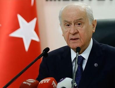 MHP Lideri Bahçeli'den Moskova Zirvesi'ne Destek Açıklaması
