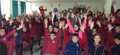 Okullarda Gıda Güvenilirliği Ve Gıda İsrafı Eğitimi Verildi