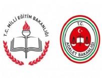 ÖRGÜN EĞİTİM - Adalet Bakanlığı cezaevlerinde anaokulu ve lise açacak!
