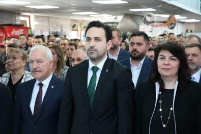 AK Parti İl Başkanı Makas Açıklaması 'Hakikat, Zavallıların Hezeyanlarıyla Örtülemeyecek Kadar Güçlüdür'