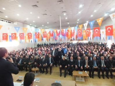 AK Parti Malazgirt İlçe Başkanı Kenan Deniz Güven Tazeledi