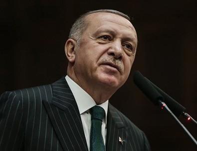 Cumhurbaşkanı Erdoğan, Kadınlar Günü mesajı!