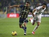 HASAN ALI KALDıRıM - Fenerbahçe'nin düşüşü devam ediyor