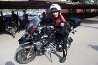 ÜNİVERSİTE MEZUNU - Adana'nın motosikletli tek kadın yunusu