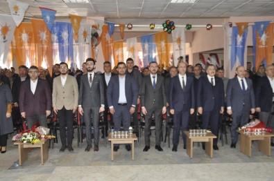 AK Parti Şuhut İlçe Başkanı Ali Diren Güven Tazeledi