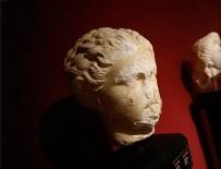 ARKEOLOJI - Antalya müzesi'nde 48 yıldır sergilenen portre heykelin Sappho olduğu Belirlendi