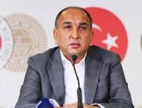 KONYASPOR - Fenerbahçe'den teknik direktör açıklaması