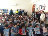Antalya Polisinden Öğrenci Ve Öğretmenlere Bilgilendirme Semineri