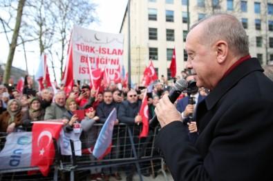Erdoğan'dan gurbetçilere 'koronavirüs' uyarısı