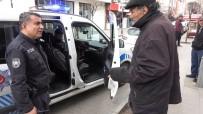 BENZIN - 86 Yaşındaki Vatandaş Açıklaması 'Araba Benziyor Yakıyor Devlete Zarar Vermeyelim'