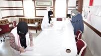 YEŞILKENT - Başiskele Belediyesi Maske Üretimine Başladı