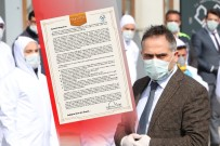 KALP HASTALIĞI - Başkan Uçar'dan Vatandaşa Mektuplu Korona Önerisi