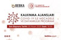 SERBEST BÖLGE - BEBKA'dan Virüsle Mücadeleye 15 Milyon TL Hibe
