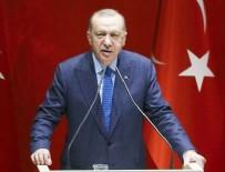 İL BAŞKANLARI - Erdoğan: Belediyeler devlet içinde devlet olmaya kalkamaz, izinsiz kampanya açamaz