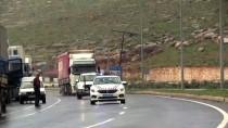 CİLVEGÖZÜ SINIR KAPISI - BM'den İdlib'e 45 Tır İnsani Yardım