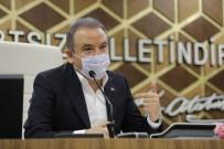 İŞ İNSANLARI - Cam Piramit'te 'Bağış Kabul Merkezi' Kuruluyor