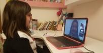 DERS PROGRAMI - Canlı Dersler Başladı, 'Ekran Sınıfı'nda Zili Teknoloji Çaldı
