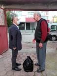 EMEKLİ MAAŞI - Ceyhan'da AK Parti'den Yardım Seferberliği