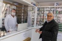 AİLE SAĞLIĞI MERKEZİ - Eczacıdan Korona Virüse Karşı Naylonlu Önlem
