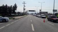 ERSIN YAZıCı - Edremit'e Giriş-Çıkışlarda Yol Kontrol Tedbirleri Artırıldı
