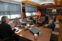 İMZA TÖRENİ - Edremit'te Sağlık Çalışanlarına Yıldızlı Oteller Ücretsiz Tahsis Edildi