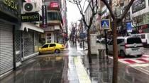 OKTAY KALDıRıM - Elazığ'da 3 Caddedeki Yaya Yürüme Alanlarına Sınırlandırma Getirildi
