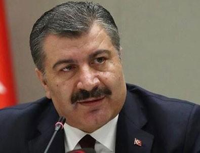 Fahrettin Koca'dan sokağa çıkma yasağı açıklaması