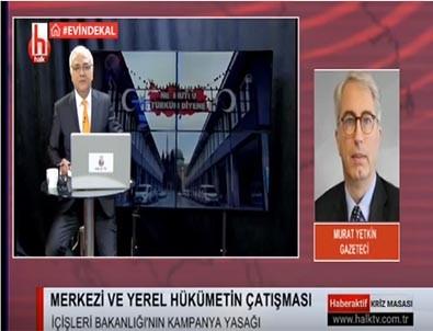 Fatih Portakal'dan sonra bir özerklik skandalı da Halk TV'den!