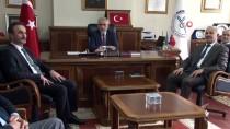 KULÜP BAŞKANI - Gençlerbirliği'nden 'Biz Bize Yeteriz Türkiye' Kampanyasına Destek