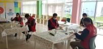 ALTINORDU - Gençlik Merkezleri Maske Üretiyor