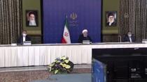 İRAN CUMHURBAŞKANı - İran Cumhurbaşkanı Ruhani Açıklaması 'Tüm Eyaletlerde Korona Virüs Vaka Sayısı Düşüşe Geçti'