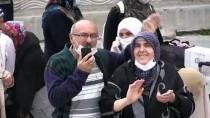UMRE - Karantinadan Çıkan Umrecilerden 'En Büyük Nimet Sağlık Ve Özgürlük' Mesajı