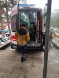 ACIL SERVIS - Kayseri'de Trafik Kazası Açıklaması 4 Yaralı