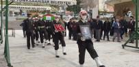 GARNİZON KOMUTANI - Kıbrıs Gazisi Son Yolculuğuna Uğurlandı