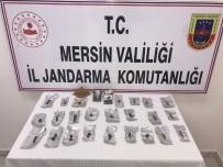ATAKENT - Mersin'de Uyuşturucu Operasyonu