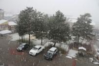 BAHARI BEKLERKEN - Nisan Ayında Kar Sürprizi