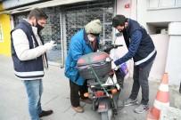 BAHÇELİEVLER BELEDİYESİ - (Özel) 65 Yaşındaki Kamil Çakmakçı, Kuşları İçin Canını Hiçe Saydı