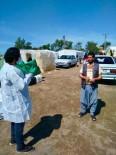 ADANA VALİSİ - Tarım İşçilerine Korona Bilgilendirmesi
