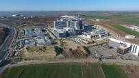 ŞEHİR HASTANELERİ - Tekirdağ Şehir Hastanesi Pandemi Mücadelesine Büyük Güç Katacak